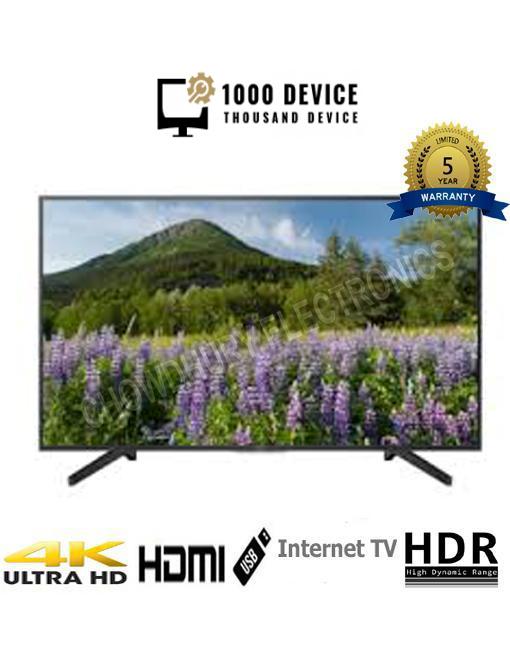 65 Inch Sony X7000G 4K Internet TV