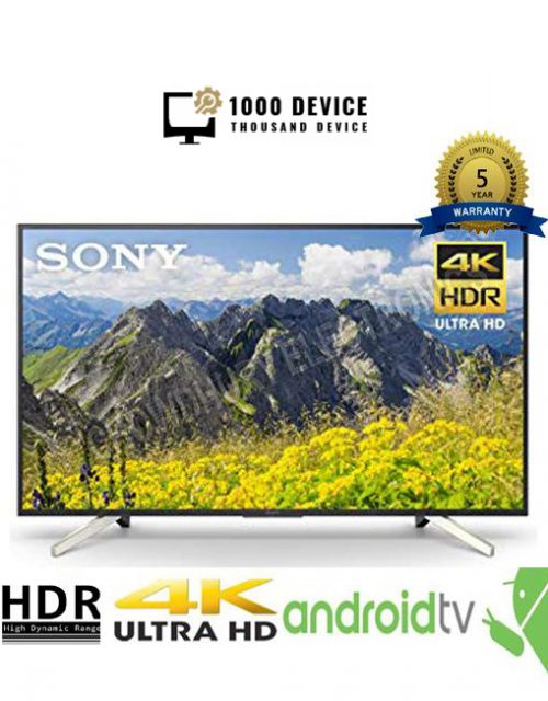 65 Inch Sony X8000G 4K Android TV