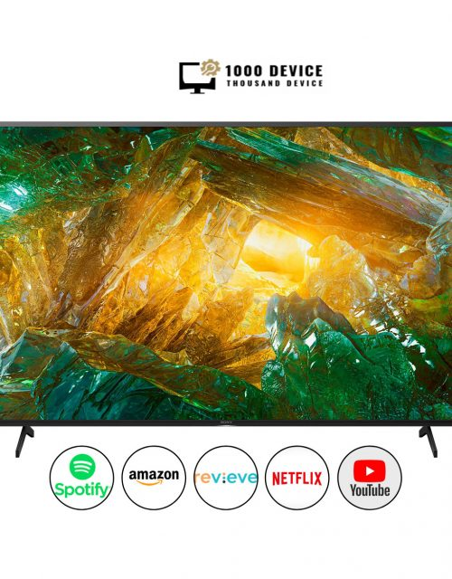 65 Inch Sony X8000H 4K Android TV