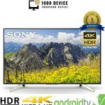 65 Inch Sony X8500F 4K Android TV